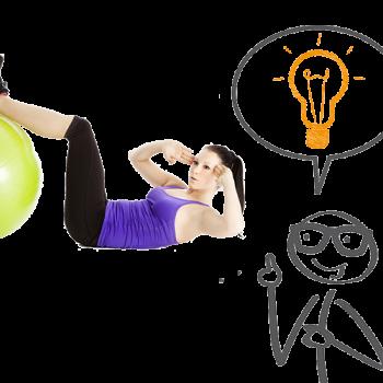 Bauchmuskulatur richtig trainieren