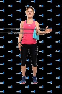 Physiotherapie Deuser & Bauer Außenrotationstraining Schulterimpingement Muskuläres Ungleichgewicht