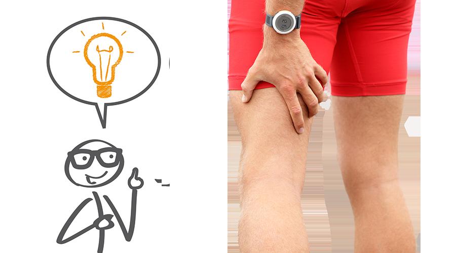 hintere Oberschenkelmuskulatur trainieren - Physio Deuser | Bauer