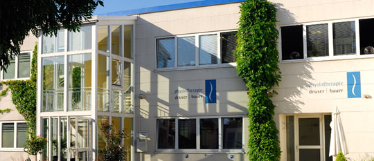 Physiotherapie Mannheim Eingang Physiotherapie Deuser & Bauer