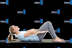 Physiotherapie Deuser & Bauer Mannheim Bauchmuskulatur trainieren Crunch Sit-up